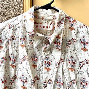 Marni  men's shirt